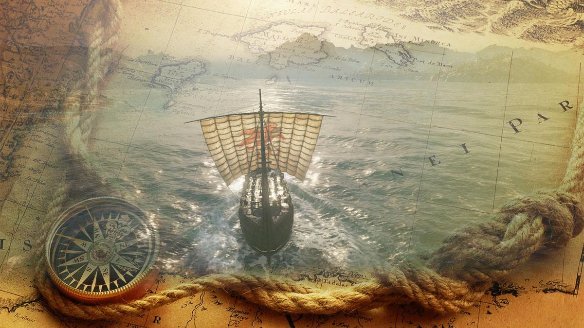 Migrasi di Masa Kuno, dari Nusantara ke DuniaBarat