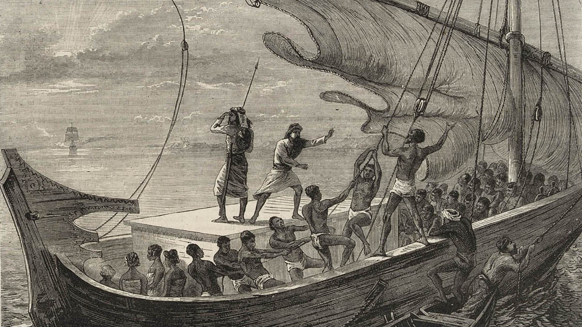 Negeri Sabah atau Negeri Pagi, Identitas Nusantara di MasaKuno
