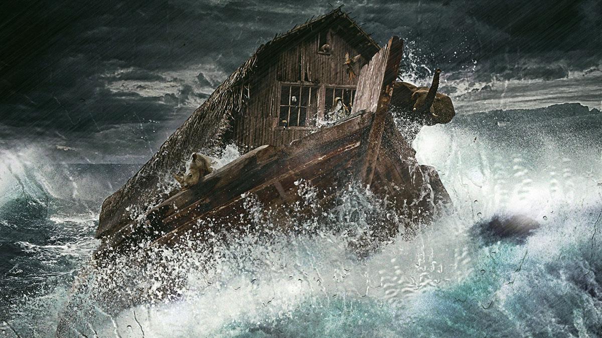 """Asal Usul Kata """"Bahtera"""" Menyimpan Gambaran Kapal Nuh yangSesungguhnya"""