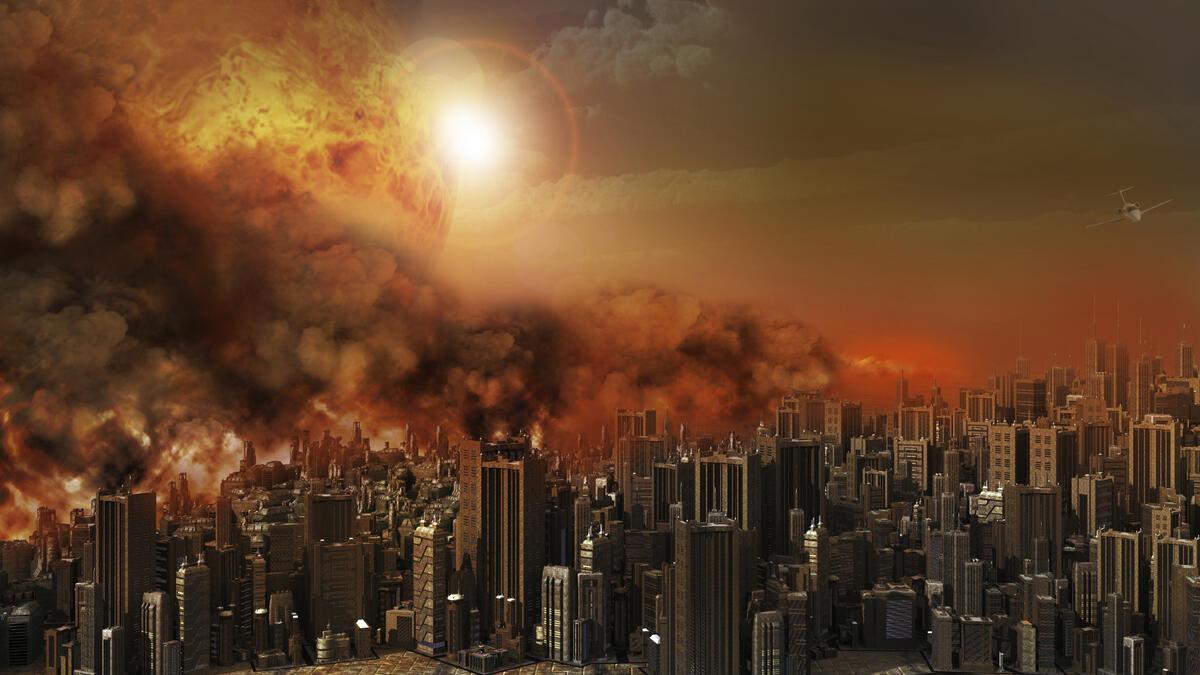 Apokalips: Penyingkapan Hal-hal yang Selama Ini Tersembunyi dalam Sejarah UmatManusia