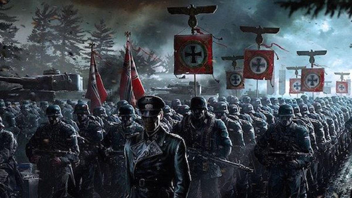 Koneksi Okultisme Nazi, Tibet, danRosicrucian