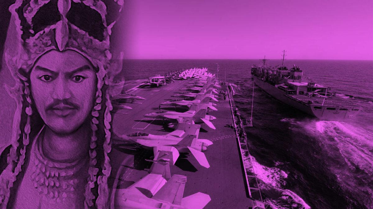 Wangsit Prabu Siliwangi: Perang di Ujung LautUtara
