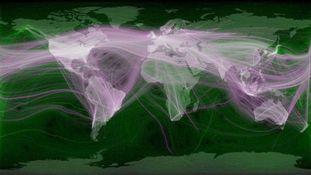 Lauh Mahfuzh dan Internet, Dua Jaringan Global yang DiaksesManusia