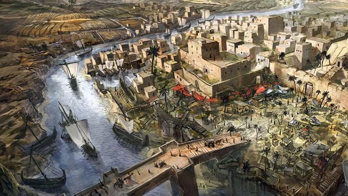 Dilmun: Tanah Suci Bangsa Sumeria, dan Hubungannya DenganNusantara
