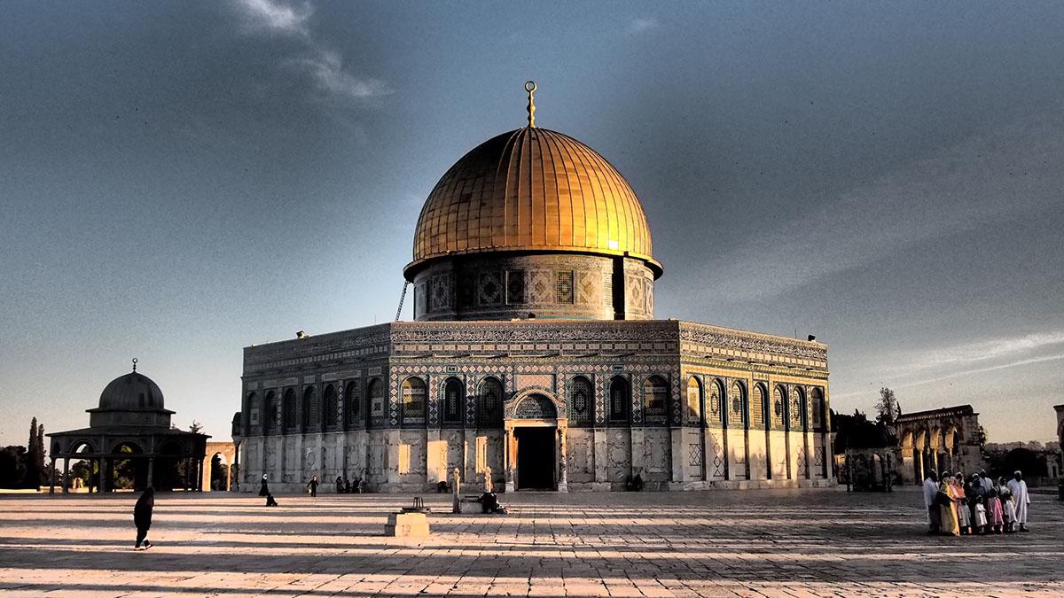 Asal Usul Nama 'Mihrab' dan 'Cella', Tempat Paling Sakral di Dalam Kuil [fullversion]