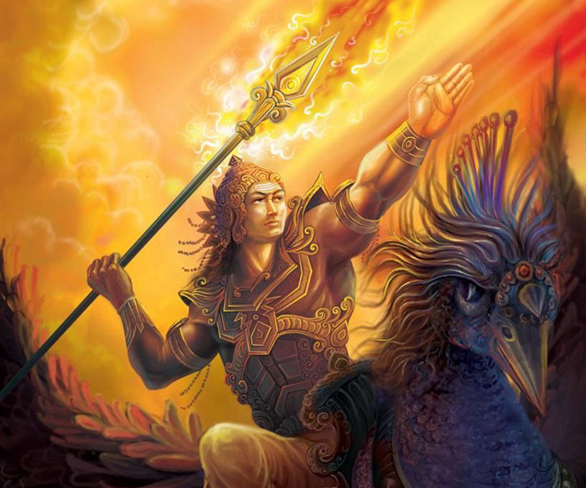 Kumara Sang Dewa Perang yang Disebut Dalam WangsitJayabaya
