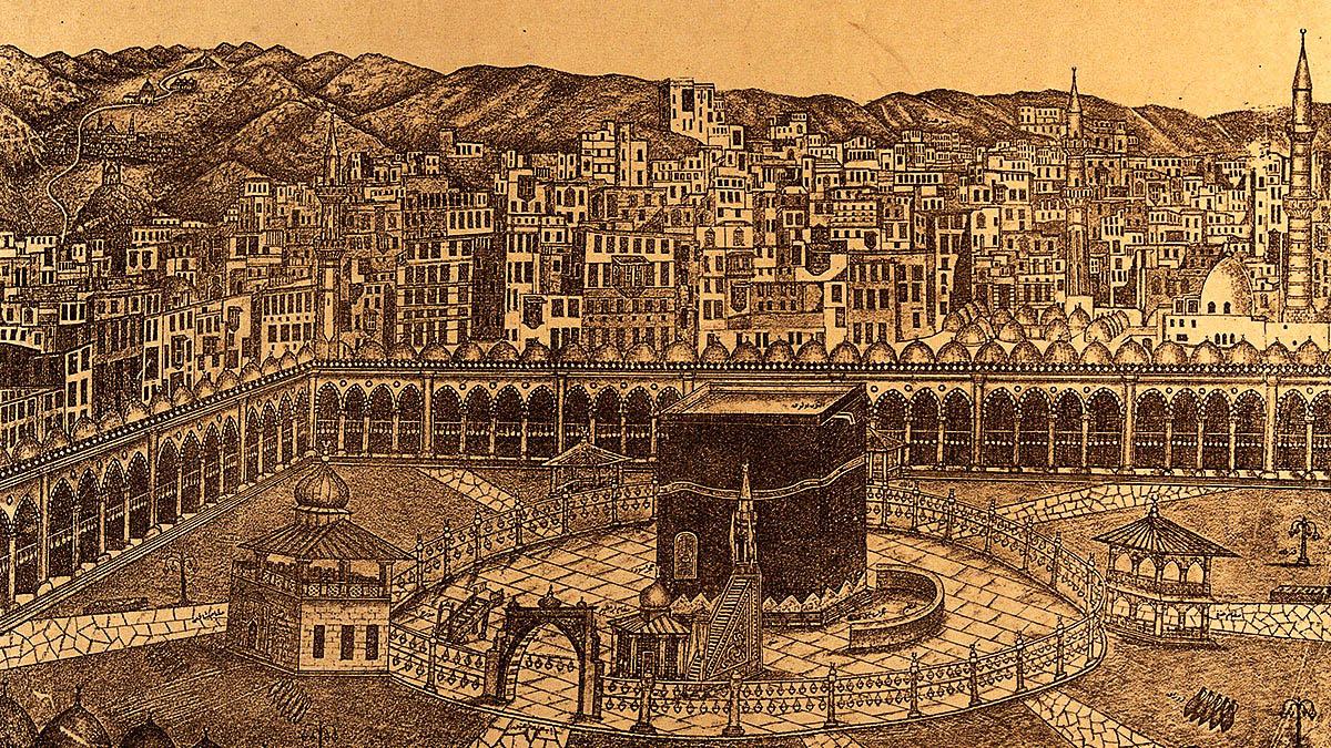 """Misteri di balik """"Hajar Aswad, Maqam Ibrahim, dan Hijr Ismail"""" diKa'bah"""
